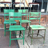 Painted Toledo Chairs