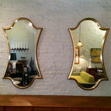 Pair Of La Barge Mirrors