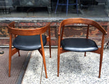 Danish Horseshoe Chairs