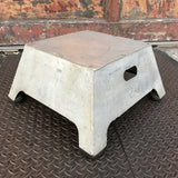 Aluminum Train Stool