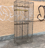 Chicken Wire Lockers
