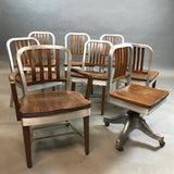 Shaw Walker Side Chairs