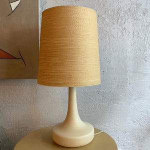 Lotte and Gunnar Bostland Art Pottery Table Lamp