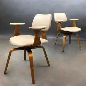 Thonet Swivel Chairs