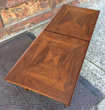 Book Matched Walnut Coffee Table