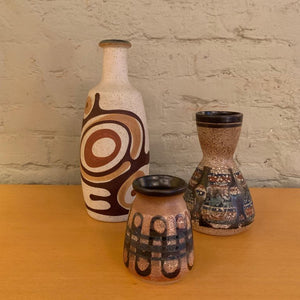 Lapid Art Pottery Vases
