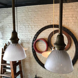Holophane Dome Factory Pendants Lights