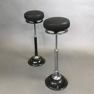 Leather Medical Stools