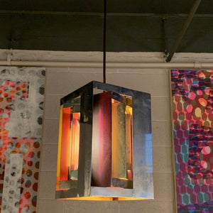 "Danish Modern Limited Edition ""Kassablanka"" Pendant Light By Simon Henningsen"