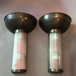 Art Deco Torch Wall Sconces