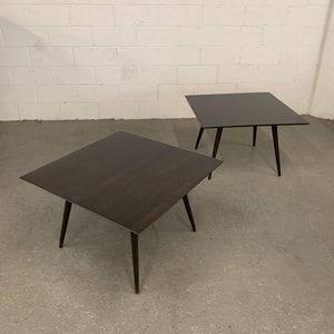 Paul McCobb Square Tables