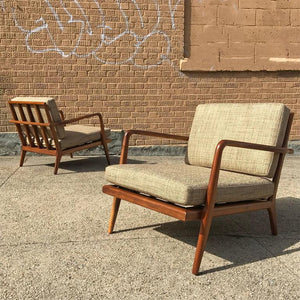 Mel Smilow Lounge Chairs