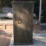 Gunmetal Steel Safe Cabinet