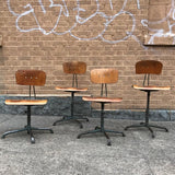 BES Adjustable Shop Stools