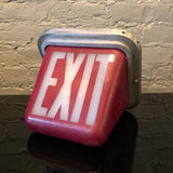 Flush Mount Exit Light