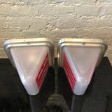 Flush Mount Exit Lights