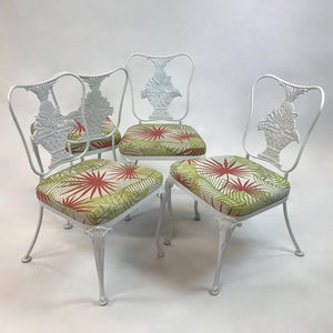 Hollywood Regency Patio Chairs
