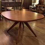 Teak Table By David Rosen For Nordiska
