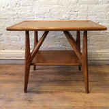 Paul Laszlo Oak End Tables