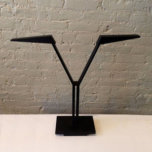 Postmodern Double Headed Memphis Style Desk Lamp