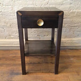 Norman Bel Geddes Side Table