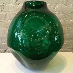 Large Art Glass Vase By Winslow Anderson For Blenko