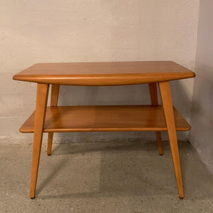 Heywood Wakefield Tiered Side Table