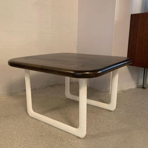 Mid Century Modern Coffee Table By Hannah Morrison For Knoll