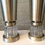 Russel Wright Art Deco Uplighter Lamps