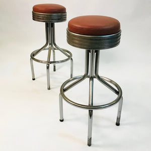 KEM Weber Swivel Bar Stools