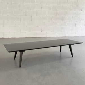 Paul McCobb Planner Group Ebonized Maple Coffee Table