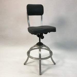 Goodform Aluminum Drafting Stool
