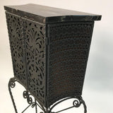 Ornate Gothic Cabinet