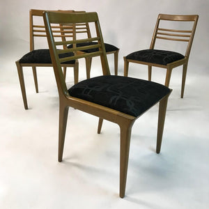 Kipp Stewart Walnut Dining Chair Set