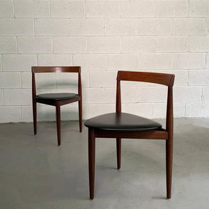Pair Of Hans Olsen For Frem Rojle Dining Chairs