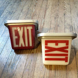 Double-Sided Exit Light