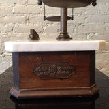 Marble And Oak Pharmacy Scale
