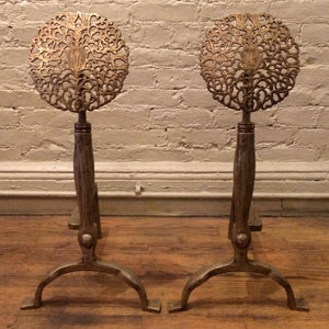 Arts & Crafts Andirons