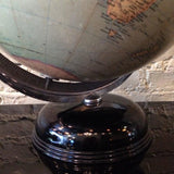 Art Deco Globe By Rand McNally & Co.