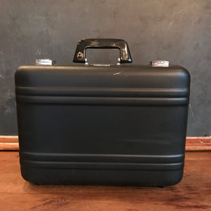 Black Halliburton Briefcase