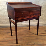 Danish Rosewood Architect Desk