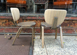Pickled Thonet Chairs