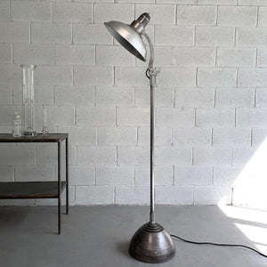 Industrial General Electric Medical Sunlamp Floor Lamp