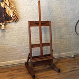 Large Format Oak Easel