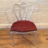 Hollywood Regency Aluminum Chairs