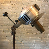 Industrial Medical Floor Lamp