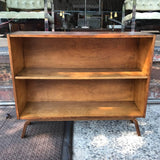 Mid Century Oak Bookcase