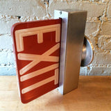 Double Sided Exit Light