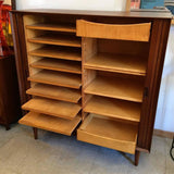 Arne Vodder Highboy Dresser