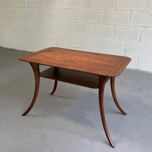 Klismos Sabre Leg Table by T.H. Robsjohn-Gibbings for Widdicomb